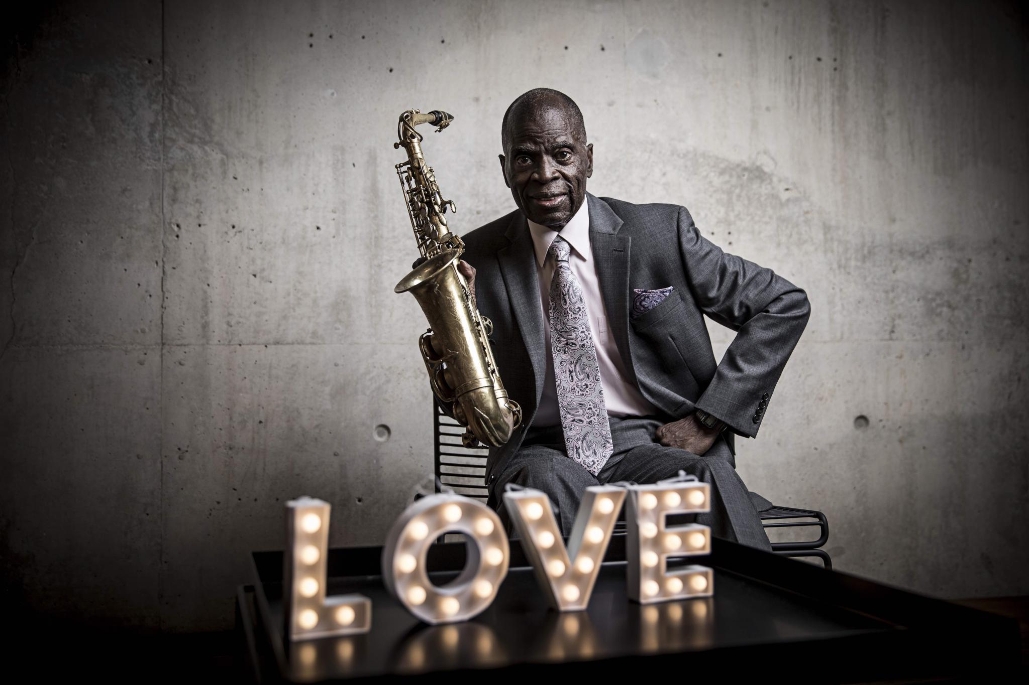PALMA. MUSICA. El saxofonista Maceo Parker .�