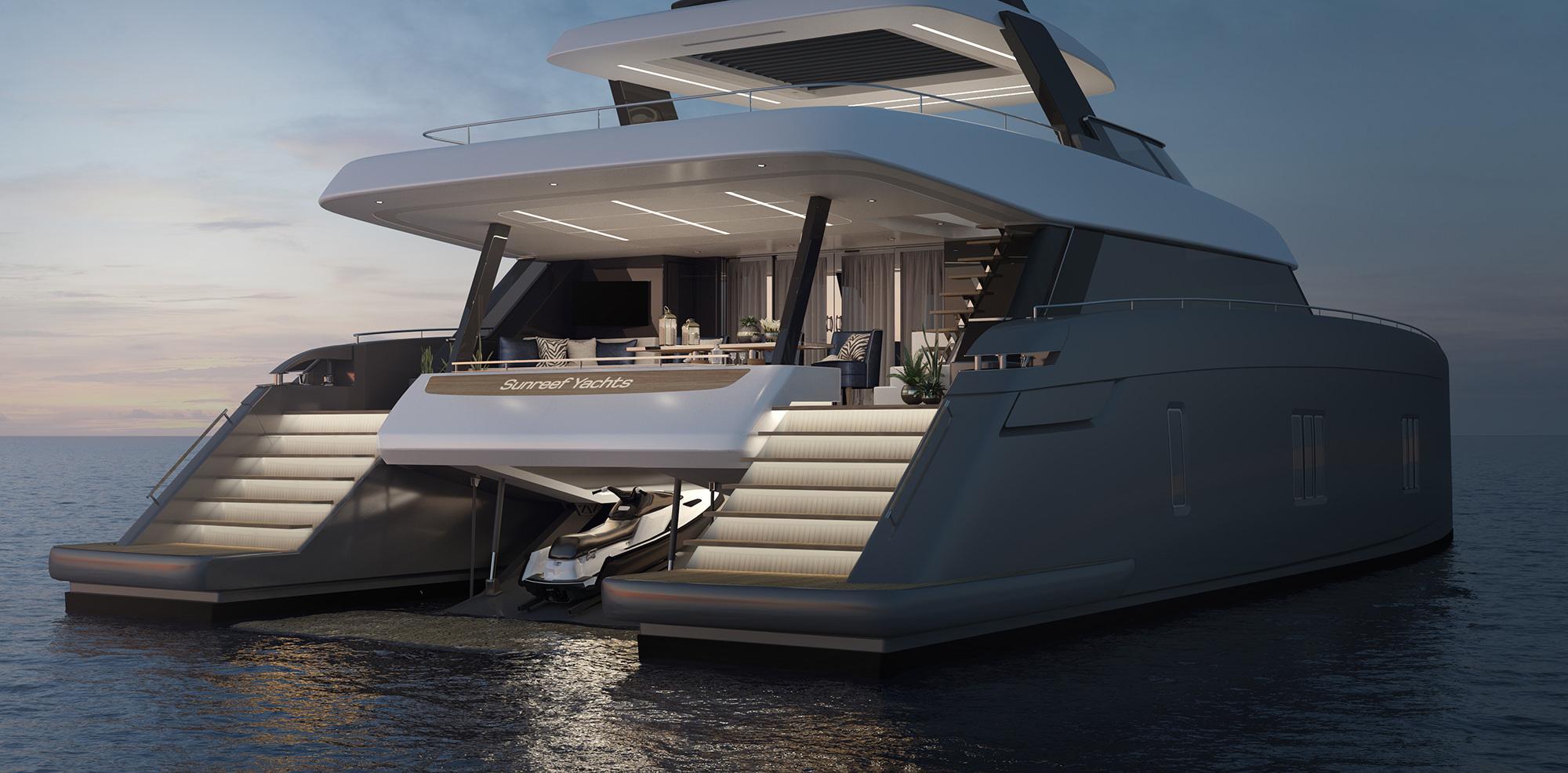 palma. yates. La mansión flotante de Rafel Nadal. El tenista 'manacorí' ha encargado un catamarán