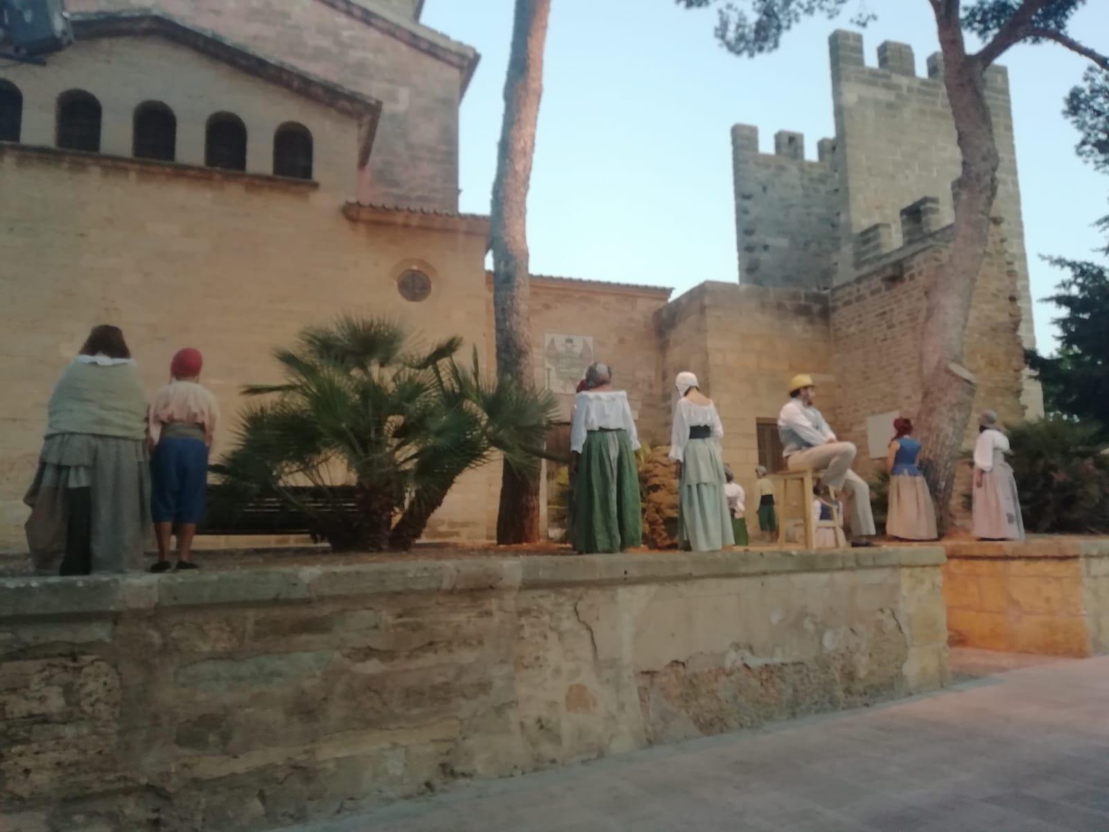 Arranca el 'Via Fora' con visitas dramatizadas a las murallas los jueves de julio y agosto.