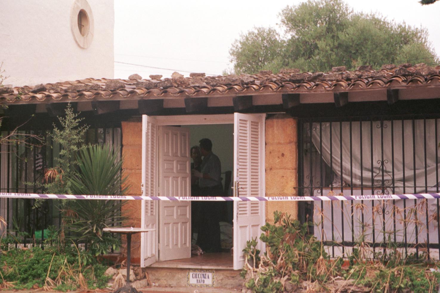 Yvonne O' Brien, inglesa asesinada brutalmente por un sádico en el Puerto de Alcúdia.