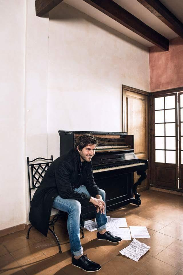 PALMA - DAVID GOMEZ, PIANISTA Y COMPOSITOR.