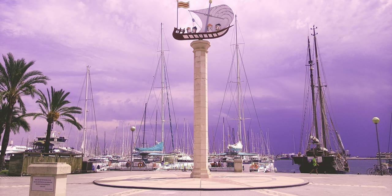 Paseo Maritimo, Palma