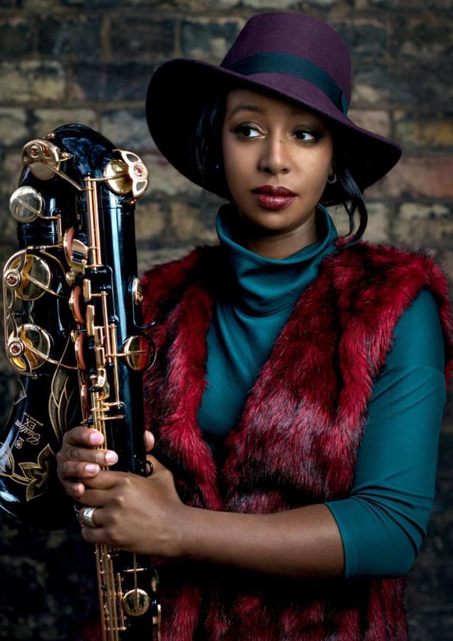 alcudia jazz yolanda brown quintet