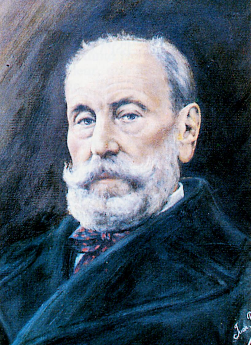 PALMA. Josep Tous i Ferrer, fundador de la Ultima Hora.