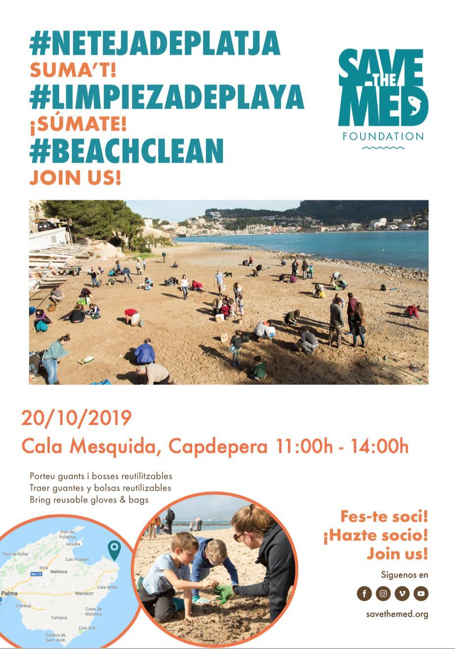 Beach Clean events