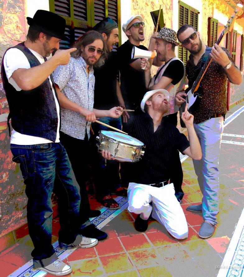 MENORCA - El Niño Alcalino & The Chuskers, una de las propuestas del Vega Jazz