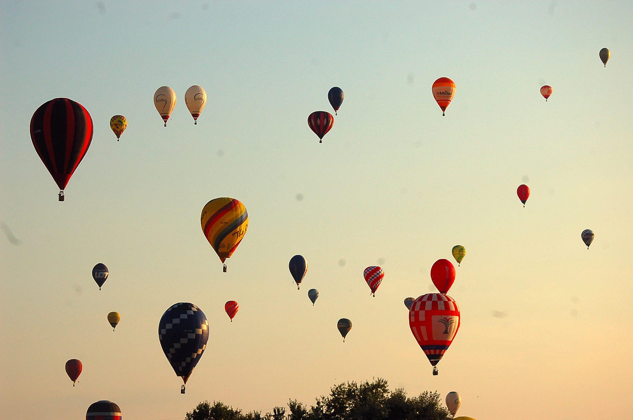 XXI Campeonato de Europa de globos aerostáticos