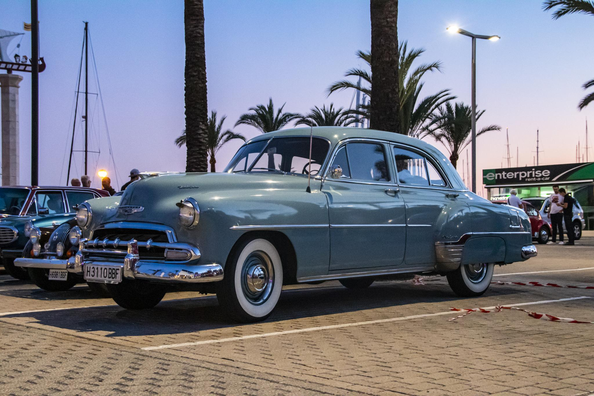 1952 Chevrolet Belair