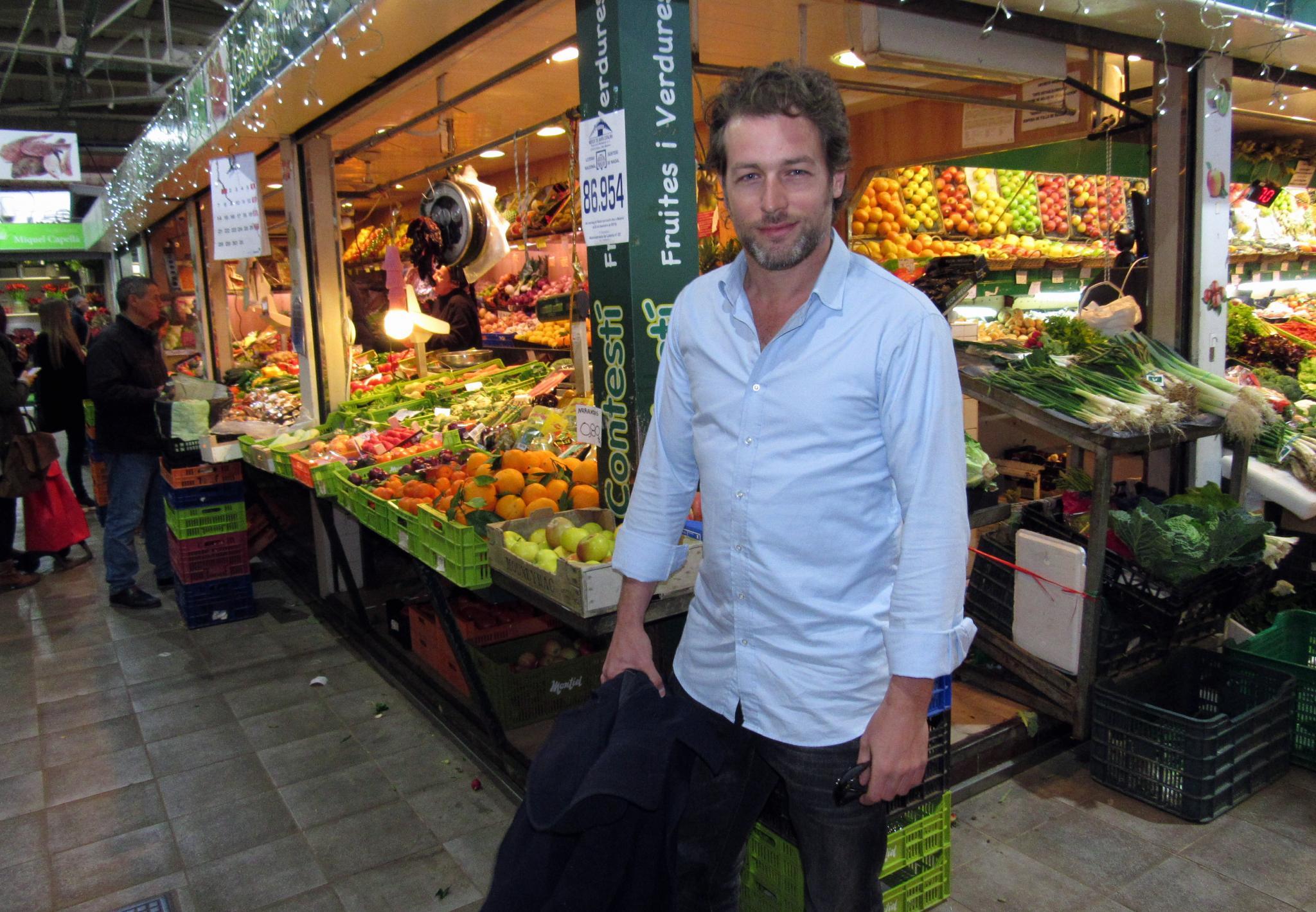 Julian Looman, The Mallorca Files, Santa Catalina, Palma