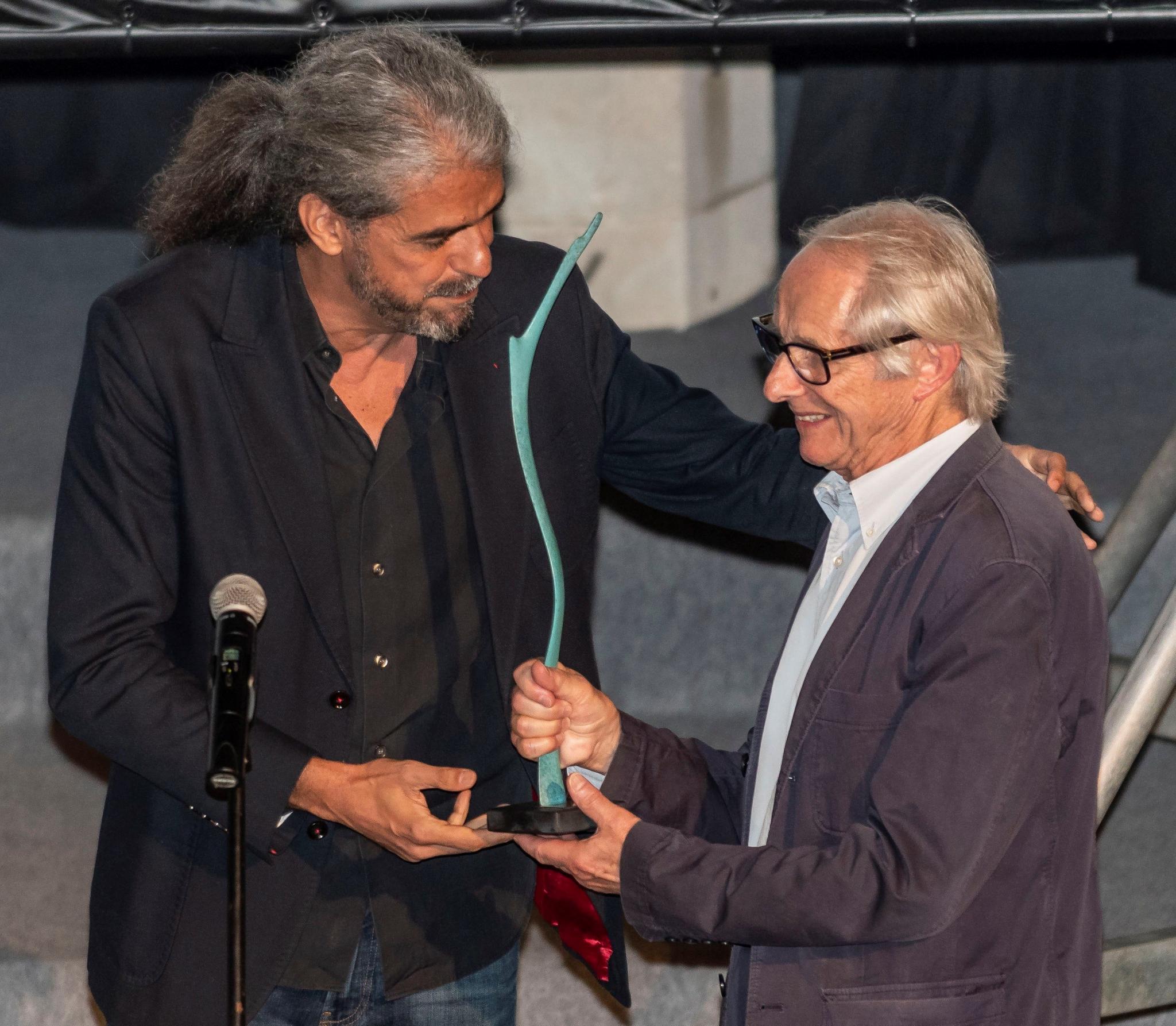 Inauguración del Atlántida Film Fest en el Castell de Bellver