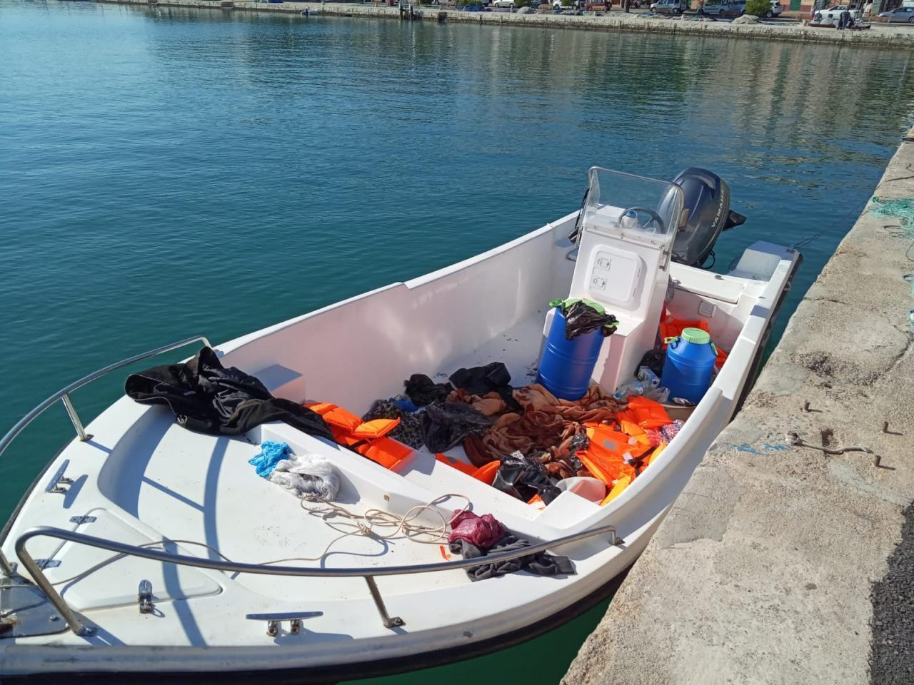 """Arrests of two migrant boat """"skippers"""""""