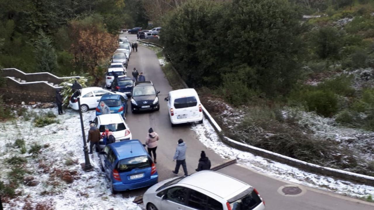 Mayor again criticises lack of traffic control in Escorca