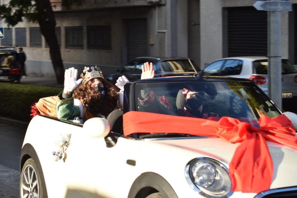 The Three Kings arrive in Mallorca