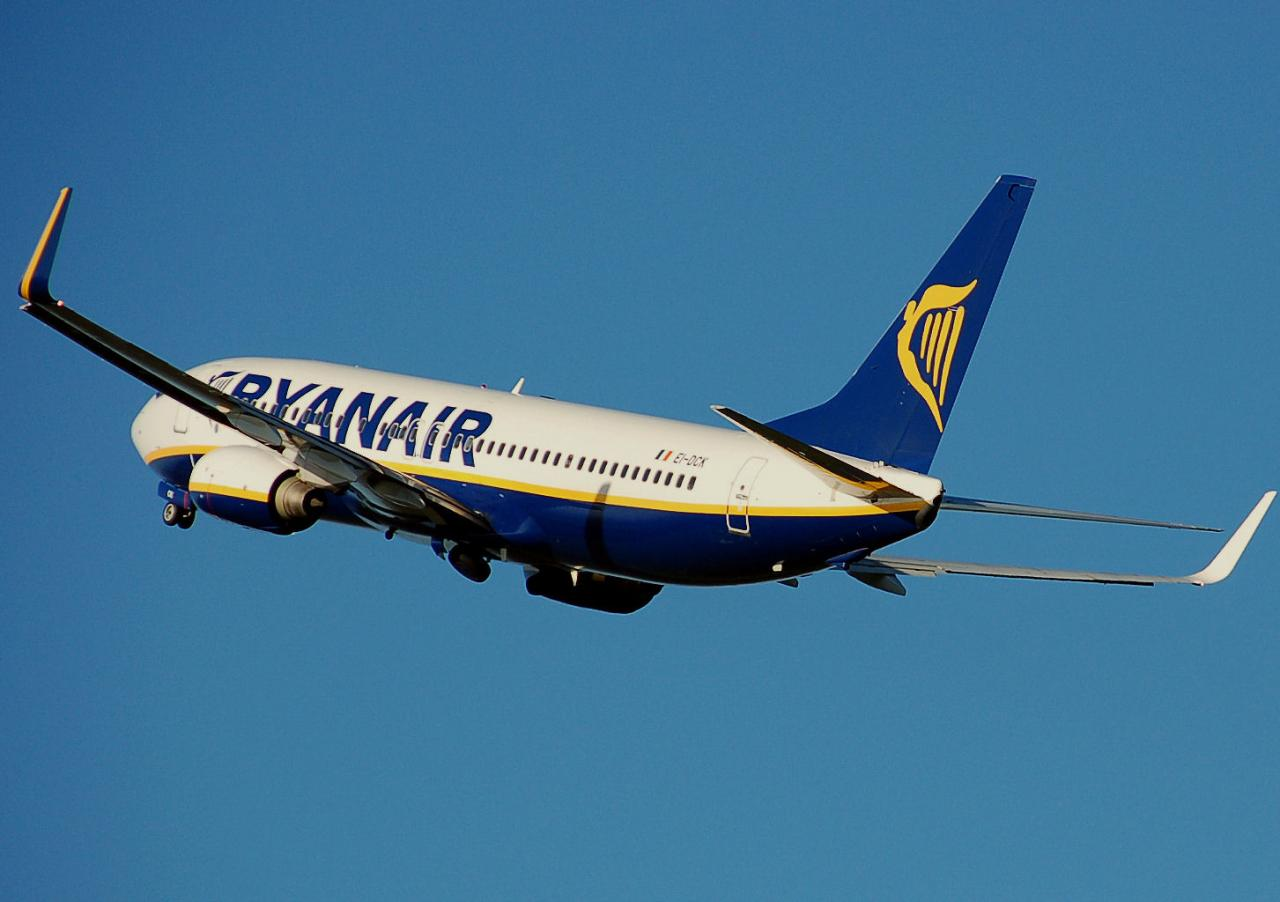 "Ryanair launches a coronavirus ""travel wallet"""