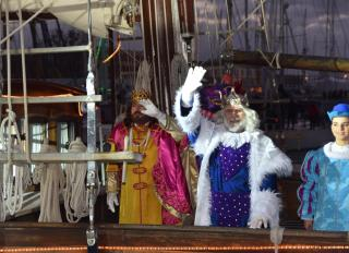 Three Kings in Palma - 5 January 2017
