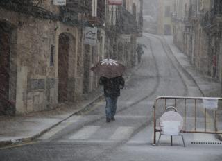 Heavy snow hits Majorca, more to come