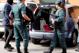 Twenty arrests in latest Guardia Civil drugs operation