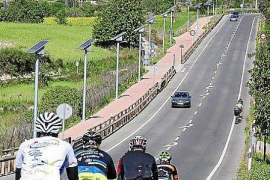Council of Majorca to step up road safety for cyclists