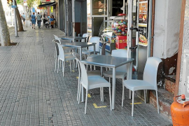 "Bars and restaurants ""persecuted"" by Palma town hall"