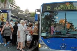 Line 15 to Playa de Palma is one of the routes that's changed
