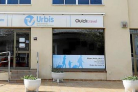 Travel Agencies filing ERTEs in the Balearic Islands.