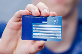 The EHIC card, about to be obsolete