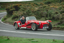 The Caterham is now in Japanese hands after 48 years of British ownership
