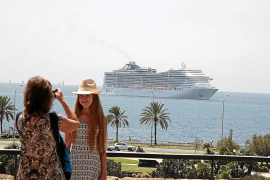 Environmentalists seeking limits to Palma's cruise ships