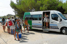 Es Trenc minibus service being considered for other beaches
