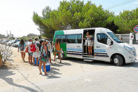 Santanyi wanting minibus service for its beaches