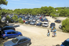 No car park for Ses Covetes in Es Trenc nature park plan