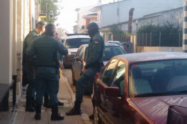 Another major police drugs operation in Sa Pobla