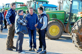 Minister insists that the government is on the farmers' side