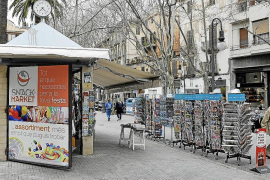 Palma residents not wanting any more kiosks