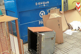 Surprise increase in amount of Palma junk being collected